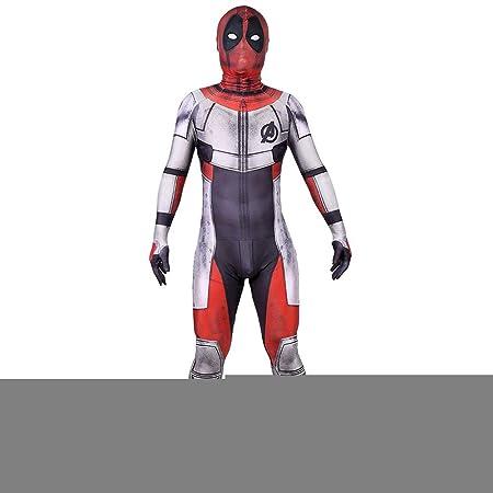 ERTSDFXA Guerra Cuántica Deadpool Disfraces Nino Adulto ...
