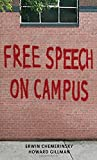 img - for Free Speech on Campus book / textbook / text book