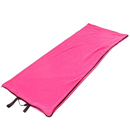 Huifang Sacos de dormir rectangulares QFFL shuidai Fleece Sleeping Bag/Sleeping Bag Liner/Splicable