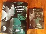 Pharmaceutical Excipients, Raymond C. Rowe, Paul J. Sheskey, Paul J. Weller, 0853695377