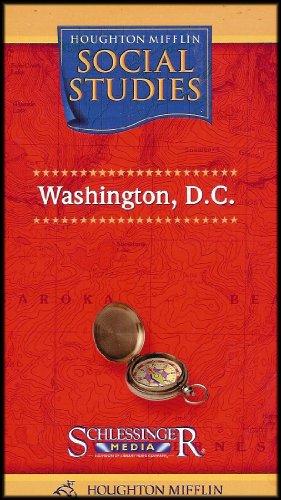 Washington D.C. (Houghton Mifflin Social Studies) [Elementary Grade Level] VHS VIDEO (Memorial Mall)