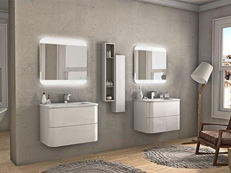 Arredo Bagno Blum : Mobile arredo bagno angie cm cassetti lavabo mineralmarmo