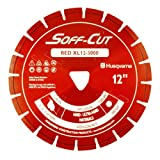 Husqvarna 542756121 XL55-3000A, Excel 3000 Series, Ultra Early Entry Concrete Blade, 5-1/2-Inch, Red