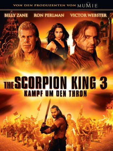 The Scorpion King 3 - Kampf um den Thron Film