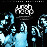 Uriah Heep - Best of King Biscuit Flower Hour Presents Uriah heep Recorded on February 8, 1974 at San Diego Sports Arena in San Diego, California - LP (180 Gram) [VINYL]