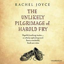 The Unlikely Pilgrimage of Harold Fry Audiobook by Rachel Joyce Narrated by Jim Broadbent