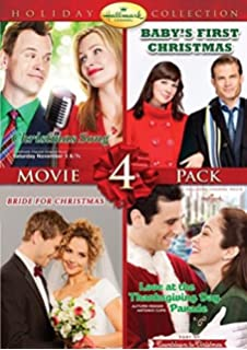 Astonishing Amazon Com Lifetime Holiday Triple Feature Dvd Mary Kay Place Easy Diy Christmas Decorations Tissureus