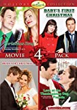 DVD : Hallmark Holiday Collection 4 (Christmas Song/Baby's First Christmas/Bride for Christmas/Thanksgiving Day Parade)