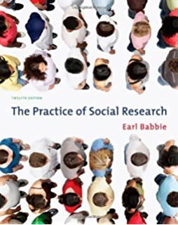 The practice of social research available titles cengagenow earl by earl r babbie the practice of social research twelfth 12th edition fandeluxe Choice Image