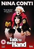 Nina Conti - Live - Talk to The Hand [DVD]