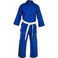 Aasta Azul Judo Gi/Traje con Libre cinturón 000/110