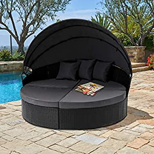 51CmFSJy46L._SS300_ 75+ Outdoor Wicker Daybeds For Your Patio For 2020