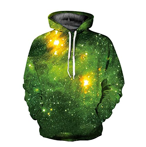 shirt Capuche Cordon Cadeau Xxxl Sweat Vert Hoodies Unisexe Forêt À Sweat Bluelover Occasionnels Pull 3d Zn6xOw7