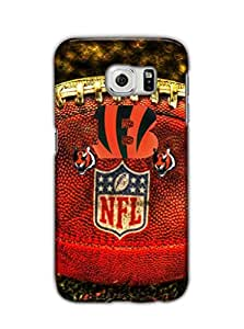 Tomhousomick Custom Design The NFL Team Cincinnati Bengals Case Cover for Samsung galaxy S6