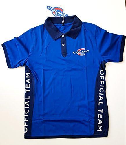 Colmic Polo Official Team Talla M Azul: Amazon.es: Deportes y aire ...