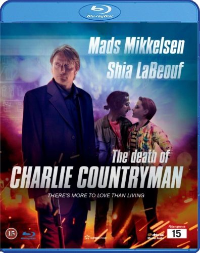 The Necessary Death Of Charlie Countryman (2013) - Region B Blu-ray Import, plays in English without subtitles (The Necessary Death Of Charlie Countryman 2013)