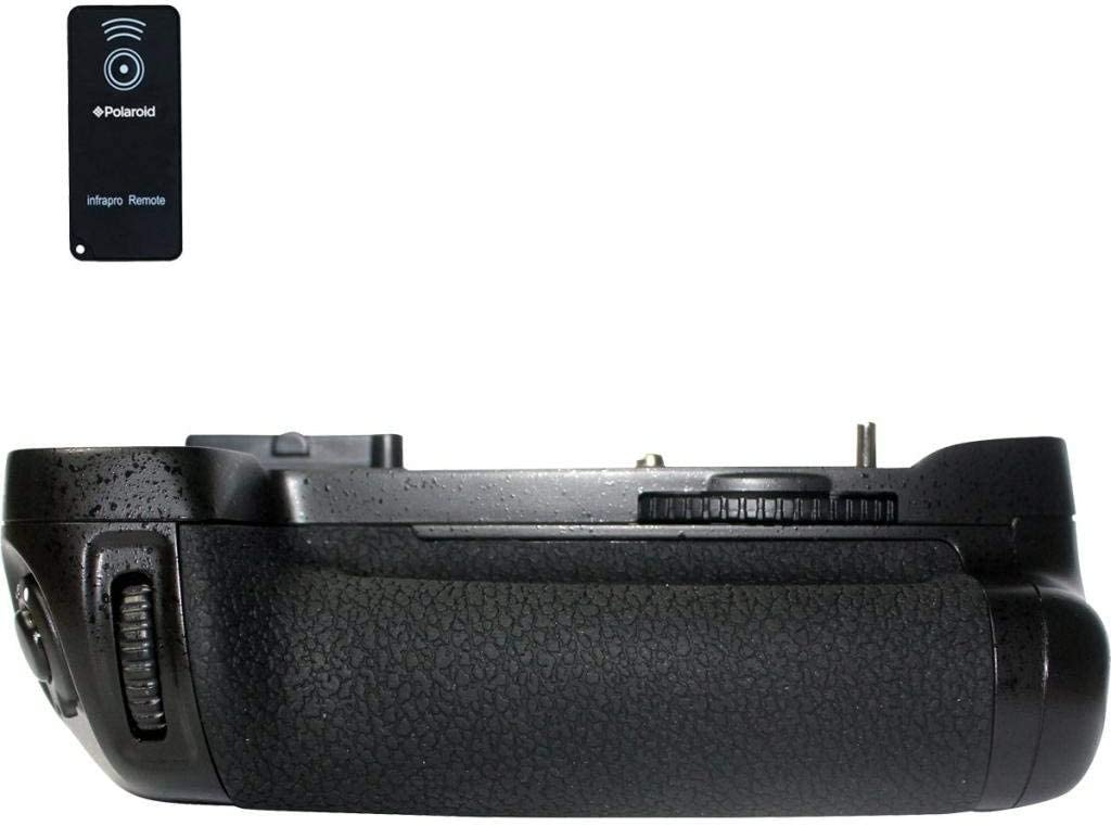 Certified Refurbished Polaroid Wireless Performance Battery Grip For Canon 70D Digital Slr Camera Remote Shutter Release Included