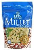 Eden Foods Organic Millet Whole Grain Gluten Free -- 16 oz - 2 pc