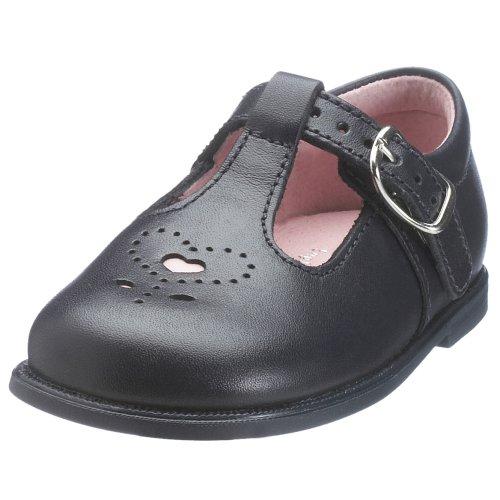Start-rite - Informal de cuero niña negro - Atlantic Leather