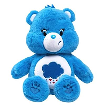 "Worlds Smallest Care Bear Grumpy Bear Plush 3"": Toys & Games"