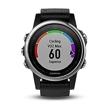 Relógio Multiesportivo Garmin Fenix 5S Preto com Monitor Cardíaco no Pulso e9ca8ce0cb