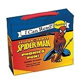 Spider-Man: Spider-Man Phonics Fun (I Can Read! Phoniccs)