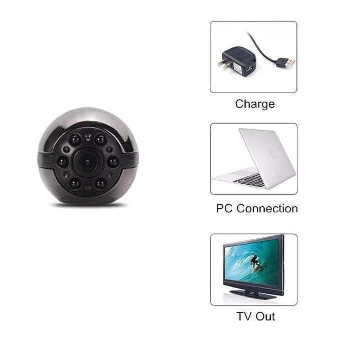 Amazon.com : sq9 Full hd 1080p Mini Camera Micro Camcorder Night Vision Nanny Video Audio Recorder Secret Action Sport Helmet Bike Security : Camera & Photo