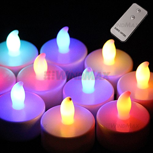 Christmas Deal! US Seller 20pcs RGB Changed Color Multico...