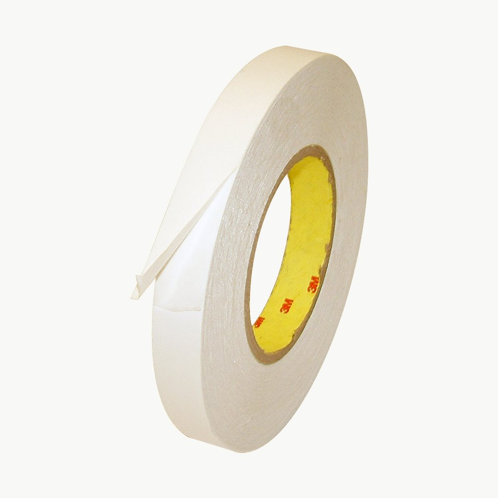 3M Scotch 9415PC Removable Repositionable Tape (Double-Sided): 1/2 in. x 72 yds. (Translucent) 70006206067