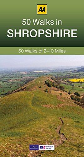 50 Walks in Shropshire ebook