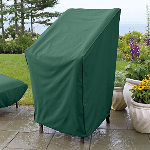 Weather Wrap Stacking Chair Cover - Stacking Outdoor Patio Chair