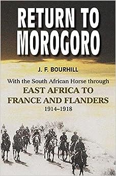 Book Return to Morogoro