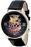 Ed Hardy Men's AX-FS Apex Flaming Skull Watch