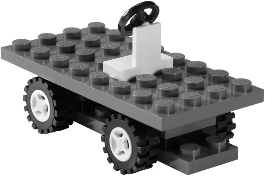 9387 LEGO Wheels Set
