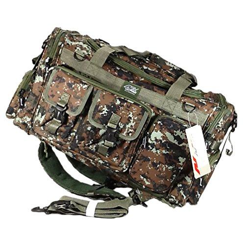 Brown Camouflage Backpack - Nexpak 26