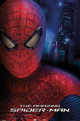 Close Up Spider Man Poster Face The Amazing Spider Man 61cm X 91 5cm 1 Traumstrand Poster Insel Bora Bora Zusätzlich Amazon De Küche Haushalt