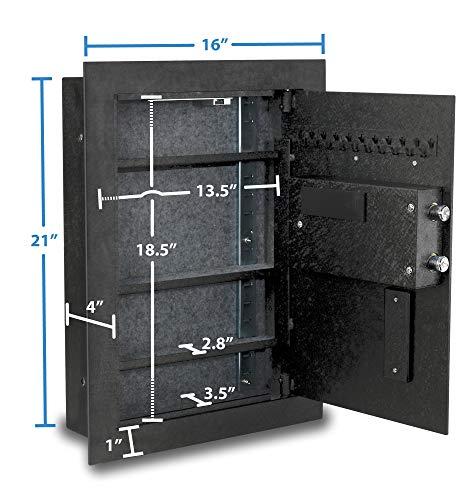 Viking Security Hidden Wall Safe