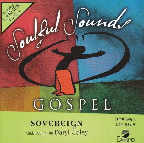 Sound Performance Tracks - Sovereign [Accompaniment/Performance Track] (Soulful Sounds Gospel)