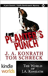 Jack Daniels and Associates: Planters Punch, A Jack Daniels, Duffy Dombrowski Mystery (Kindle Worlds Short Story)