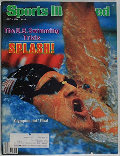 1984 Jeff Float Swimming Sports Illustrated