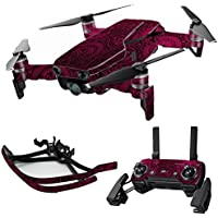 MightySkins Skin for DJI Mavic Air Drone - Paisley | Max Combo Protective, Durable, and Unique Vinyl Decal wrap cover | Easy To Apply, Remove, and Change Styles | Made in the USA