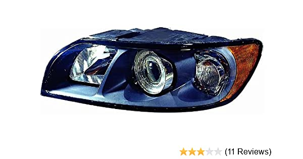 TYC 20-6857-00 Volvo S-40 Passenger Side Headlight Assembly