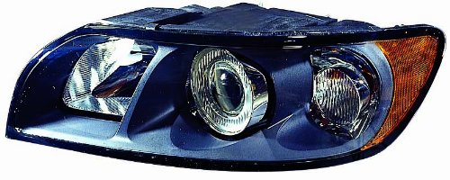 Depo 373-1111L-AS Volvo S40/V40 Driver Side Composite Headlamp Assembly with Bulb and - Headlamp Assembly V40