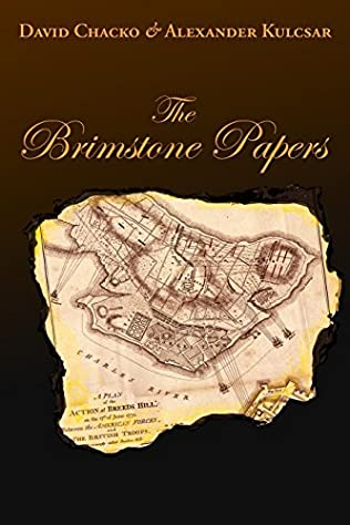 book cover of The Brimstone Papers