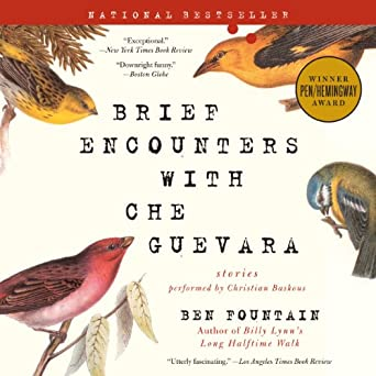 Image result for brief encounters with che guevara amazon