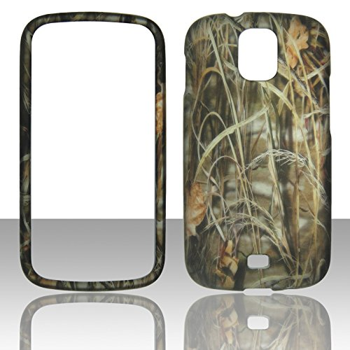 (2D Camo Hay Pine Samsung Galaxy S Relay 4G T699 Case Cover Phone Snap on Cover Cases Protector Faceplates)