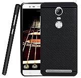 Jkobi® 360* Protection Premium Dotted Designed Soft Rubberised Back Case Cover For Lenovo Vibe K5 Note -Black