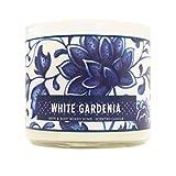 White Gardenia, Wax Candle