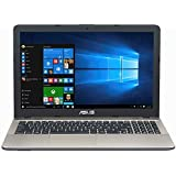 Asus Laptop X541Na-Go008, Celeron Dual Core N3350 CPU, 4GB RAM, 500GB HDD, DVD RW, 15.6 Inch Display,Endless OS,Black