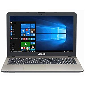 Asus Vivobook X541NA-GO008 15.6-inch Laptop (Dual-Core Celeron N3350/4GB/500GB/Endless/Integrated Graphics), Black